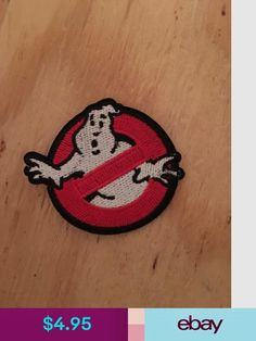 Embroidered & Applique Patches Collectibles