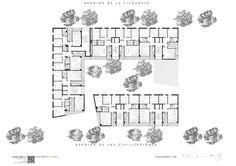 46 Viviendas Sociales,Floor Plan
