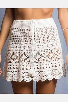 Fabulous Crochet a Little Black Crochet Dress Ideas. Georgeous Crochet a Little Black Crochet Dress Ideas. Pull Crochet, Gilet Crochet, Crochet Blouse, Crochet Baby, Crochet Bikini, Knit Crochet, Crochet Bodycon Dresses, Black Crochet Dress, Crochet Skirts
