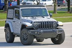 Theres little time left until Jeep will take the veils off the all-new Wrangl
