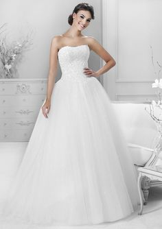 Agnes Bridal Dream Brautkleider 2016 | ms Bildergalerie - Modell 14320 by AGNES BRIDAL DREAM