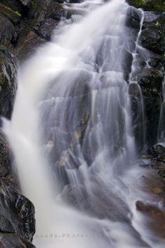 MacIntosh Brook Falls Cape Breton Highlands National Park