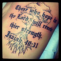 Their misspelled Tattoo