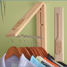 InstaHANGER Clothes Hanging System