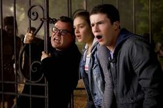 Elfman is #scoring the movie based on the book series, #Goosebumps. This is going to be great!