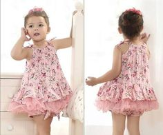Resultado de imagen para vestidos de niña 3 años