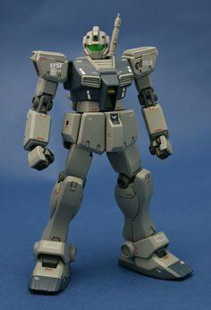 HGUC 1/144 - RGM-79C GM Type C