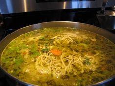 Organic Noodle Soup