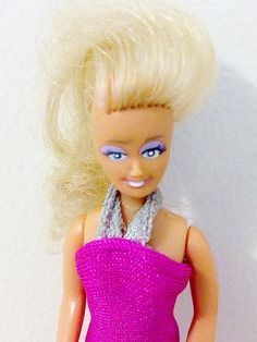 1981 Glamour Gals Doll (Kenner) | by sezzalicious