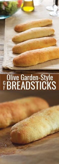 Soft Gluten Free Breadsticks Homemade Olive GardenStyle is part of Gluten Free bread - These soft gluten free breadsticks are a homemade version of the famous Olive Garden breadsticks Fluffy and soft inside, and covered in garlic butter Gluten Free Cooking, Gluten Free Desserts, Keto Desserts, Gluten Free Dinners, Gluten Free Tacos, Mexican Desserts, Gluten Free Diet, Mini Desserts, Easy Desserts