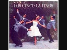 "♫ Another great song by los Cinco Latinos with lead vocals by the late Estela Raval: ""Quiéreme siempre"" from 1957."