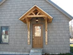 chinese timber frame architecture | Timber Frame Entry