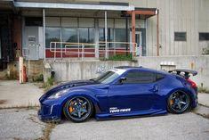 Luxury Import Cars You Must Have Nissan Z Cars, Nissan 350z, Tuner Cars, Jdm Cars, Gta, Slammed Cars, Nissan Infiniti, Drifting Cars, Japan Cars