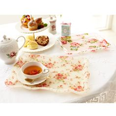 Cute Rose Tray http://www.scroll-shop.com/product/PD38757/index.html