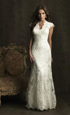 Allure M476, find it on PreOwnedWeddingDresses.com