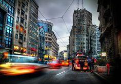 Belgrade center HDR ( Beograd centar- Terazije) | single RAW… | Flickr
