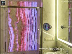 Hoder - realizacje wnętrz z kamieniem naturalnym. #Hoder #kamień #granit #onyks #marmur #projektowanie #wnętrza #aranżacje #home #stone #ideas #marble #granite #luxury #bathroom