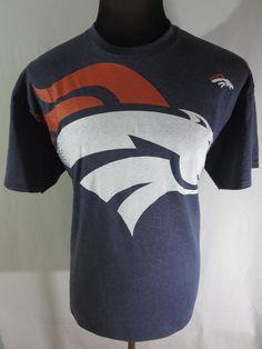 NWT #Denver #Broncos Team Shirt  XL #NFL National Football League #NFLTeamApparel #GraphicTee