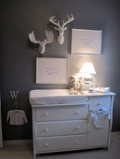 Changing table baby baby boy rooms, nursery и baby boy nurse Baby Boy Rooms, Baby Bedroom, Baby Boy Nurseries, Nursery Room, Kids Bedroom, Baby Changing Tables, Nursery Inspiration, Nursery Ideas, White Nursery
