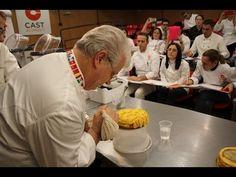 Torta delizia con il maestro Iginio Massari in CAST Alimenti - YouTube