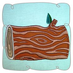 Log Applique