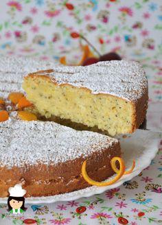 orange chia seed cake, tarta con semillas de Chía, cakes, orange