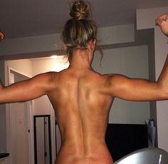 Skinny doesn't mean weak