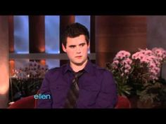▶ Zach Wahls Talks About His Inspiring Speech on the Ellen show #two moms, #gay marriage #lgbt