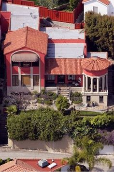 Eva Longoria Hollywood nest