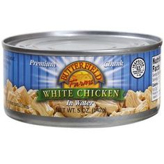 Butterfield Farms Premium Chunk White Chicken, 5-oz. Cans