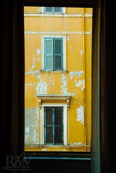 Via Palestro. Rome, Italy.