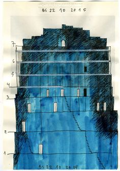 Beniamino Servino. Blue Palace