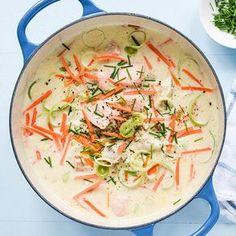 Cooking Recipes, Healthy Recipes, Healthy Food, Cloud Bread, Thai Red Curry, Potato Salad, Nom Nom, Food Porn, Good Food