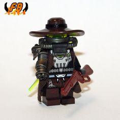 Cowboys vs Aliens With BrickArms prototypes by Family Bricks