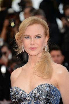 Cannes 2014 #celebrity #hairstyles on salonmagazine.ca