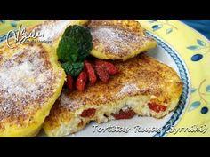Recetas Dukan Ataque: Tortitas Rusas de Requeson (Syrniki) / Dukan Russian Cheese Pancakes