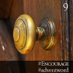 #AdventWord #Encourage || Our direction, our encouragement, our concern can help others to be the people God intends them to be, filled with life and light and freedom. Br. Eldridge Pendleton || @SSJEWord: We hope that you will post prayerful images with the #adventword hashtag on Twitter, Facebook and Instagram to create a Global Advent Calendar. Check out www.aco.org/adventword.cfm & see what others are posting.