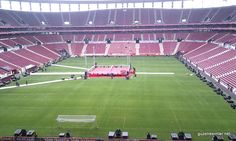 Türk Telekom Arena İç Görünüm