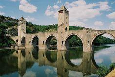 PONT VALENTRE  Cahors, France