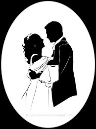 ever since we didnt hire a professional taking our wedding pics, I just made our wedding silhouette portrait for our anniversary. Wedding Invitations With Pictures, Wedding Pics, Wedding Cards Handmade, Wedding Silhouette, Silhouette Portrait, Wedding Portraits, Creative Art, Clip Art, Digital Art