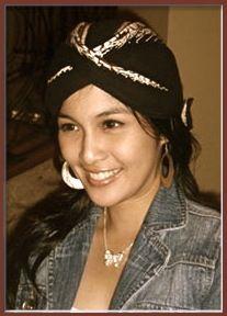 Javanese Blangkon Fashion Style - Indonesia.