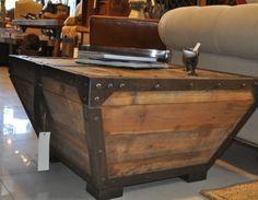 Vintage side table.