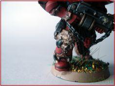 Polluce, con suo fratello Castore sono i Dioscuri, Consiglieri e Bodyguard di Kranon Restless, master dei Crimson Slaugther.  Hail to Warmaster!