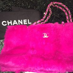 62e52f7515 Listed on Depop by judiperez. Pink RabbitAll SaleVintage Chanel SafariAndroidCampaign