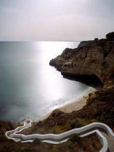 Paradise Beach, Algarve | Portugal (by Pedro Moura Pinheiro)
