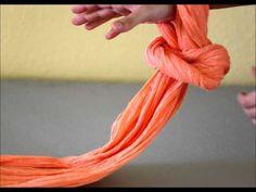 How to Braid a Wrap - Babywearing