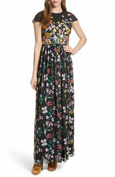c86981b2afd9 Main Image - Ted Baker London Hampton Maxi Dress Ted Baker Skirts