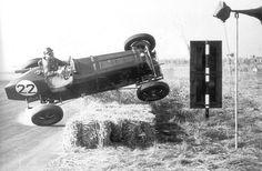 1948 British Grand Prix ERA B-Type Geoffrey Ansell