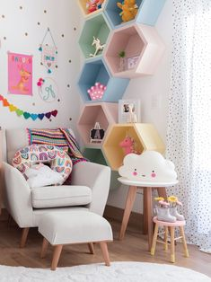 inspiration and makeover tips girls bedroom ideas teen g … - DIY Kinderzimmer Ideen Teen Girl Bedrooms, Big Girl Rooms, Boy Room, Nice Bedrooms, Nursery Room, Baby Bedroom, Baby Room Decor, Baby Girl Bedroom Ideas, Nursery Ideas
