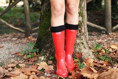 Stivali da pioggia, come indossare i rain boots in versione fashion?